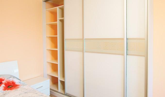 Спальня. стильный шкаф-купе командор красноярск:мебель - kra.