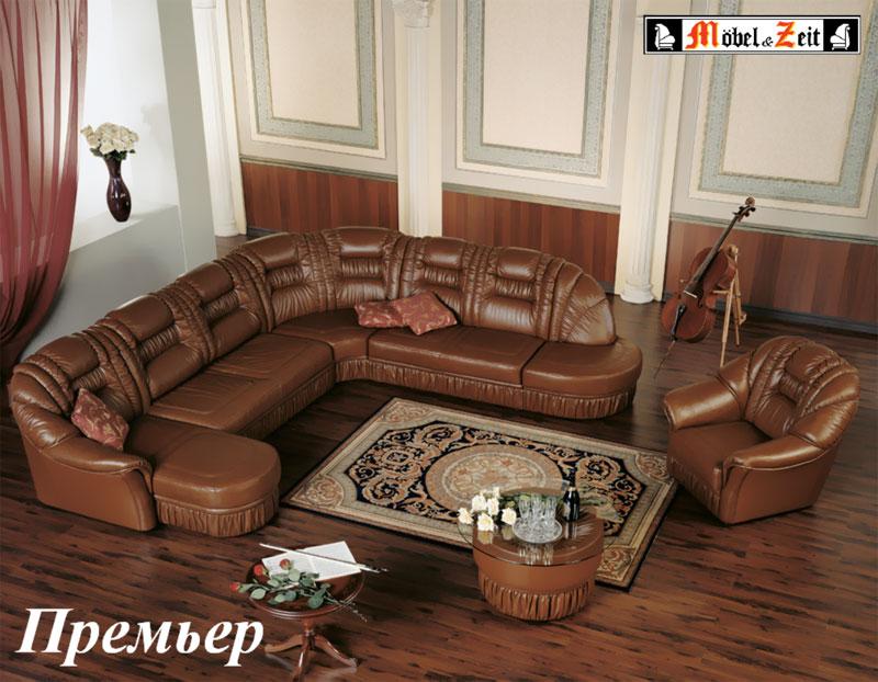 Мягкая мебель премьер фото 2