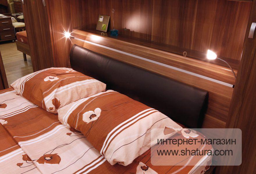 Спальня Dream-слива. Шатура-мебель. Видеообзор