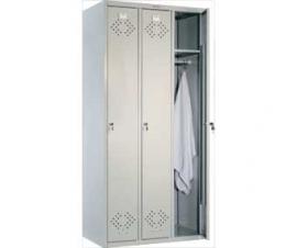 - LS(LE)-31. Шкаф для хранения одежды (локер).