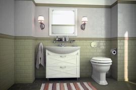- Мебель для ванной комнаты Прованс 2 Ангстрем