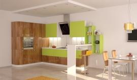 Изготовление кухни на заказ - Стелла
