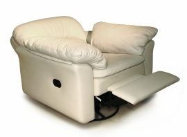 Кресла - Кресло-реклайнер «Бергамо Lux» - Формула Дивана