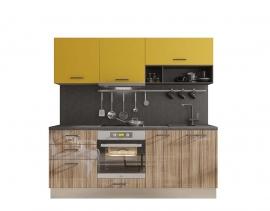 Модульные кухни - Кухня Катюша-Pratico&Locatto 2100 мм