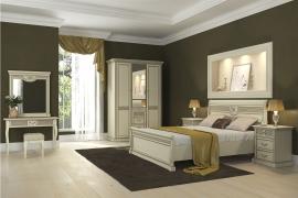 Комплекты мебели для спальни - Спальня Изотта 6.3 Ангстрем