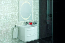 - Мебель для ванной комнаты Фьюжен 2 Ангстрем