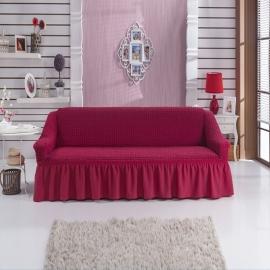 Чехлы на диваны ( 3х-местные) - Чехол на 3-х местный диван, цвет фуксия