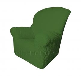 Чехлы на кресла - Чехол Модерн на кресло, цвет Зеленый