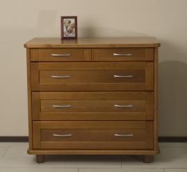 Офисная мебель - Комод из массива
