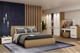 Комплекты мебели для спальни - Спальня Анри 1 Ангстрем