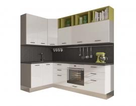 Модульные кухни - Кухня Катюша-Locatto 1500/2400 мм