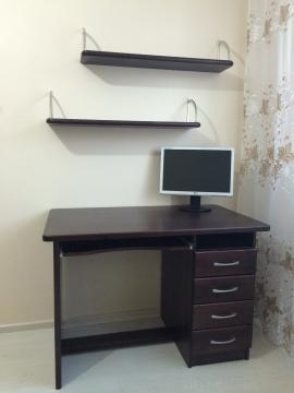 Мебель для детской - Стол компьютерный/письменный С103А (массив сосны)