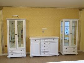 Специализированная мебель - Гостиная из массива