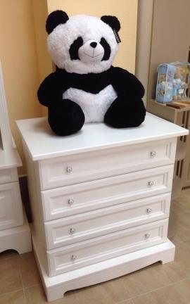 Мебель для детской - Комод С703 (массив сосны)