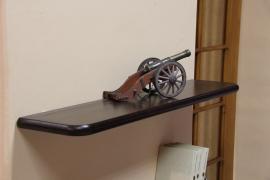 Мебель для детской - Полка со скрытыми держателями