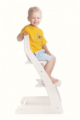 Детские кресла - Kotokota (Россия) - регулируемый детский стул с подставкой для ног