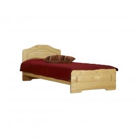 Мебель для детской - Кровать Э1 (массив сосны)