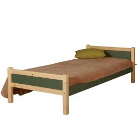 Мебель для детской - Кровать С1 (массив сосны)