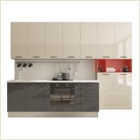 Модульные кухни - Кухня Катюша-Locatto&Colore 3150 мм