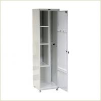 - Шкаф для уборочного инвентаря ПРАКТИК LS 11-50