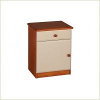 Мебель для детской - Тумба К1 (массив сосны)