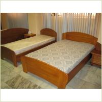 Кровати - Кровать 1.5 спальная 120