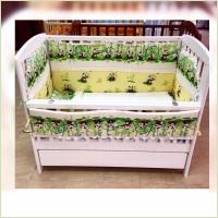 """Мебель для детской - Кроватка детская """"Сосна"""""""
