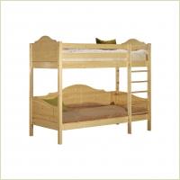 Мебель для детской - Кровать 2-ярусная К3 (массив сосны)