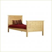 Мебель для детской - Кровать Т2 (массив сосны)