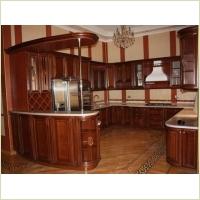 Кухня с итальянским фасадом