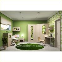 Модульная программа мебели для детских и подростковых комнат «Fresh»