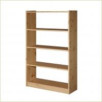 Мебель для детской - Стеллаж К3 (массив сосны)