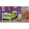 Мебель для детской - Кровать F2 детская (массив сосны)