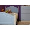 Мебель для детской - Кровать К2 детская (массив сосны)