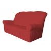 - Чехол Модерн на 3-х местный диван, цвет Бордовый