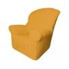 Чехлы на кресла - Чехол Модерн на кресло, цвет Горчичный