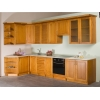 Мебель из массива дерева - Кухня из ангарской сосны