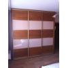 Мебель для спальни, кровати - Шкаф-купе из массива сосны
