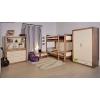 Мебель для детской - Кровать 2-ярусная Б1 (массив сосны)