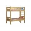 Мебель для детской - Кровать 2-ярусная классик (массив сосны)