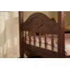Мебель для детской - Кровать 2-ярусная F2 (массив сосны)