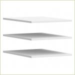 Комплекты мебели для спальни - Амалия P-986 Полки