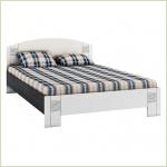 Комплекты мебели для спальни - Сити СБ-1876 Кровать универсальная 1400
