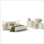 Комплекты мебели для спальни - Спальня Адажио 10 Ангстрем