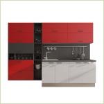 Модульные кухни - Кухня Катюша-Pratico 3000 мм