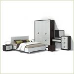 Комплекты мебели для спальни - Спальня Брио 13 Ангстрем