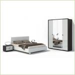 Комплекты мебели для спальни - Спальня Брио 9 Ангстрем