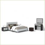 Комплекты мебели для спальни - Спальня Брио 16 Ангстрем
