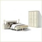 Комплекты мебели для спальни - Спальня Адажио 12 Ангстрем