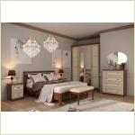 Комплекты мебели для спальни - Спальня Адажио 3.3 Ангстрем